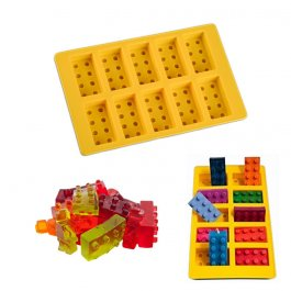 Silikonové tvořítko LEGO