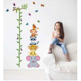Samolepky na zeď - motýlci (12 ks)