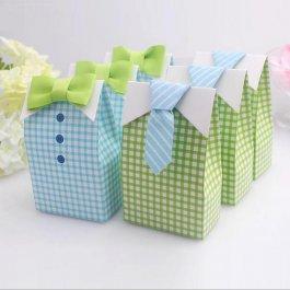 10 papírových pytlíčků na party