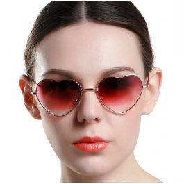 Srdíčkový brýle