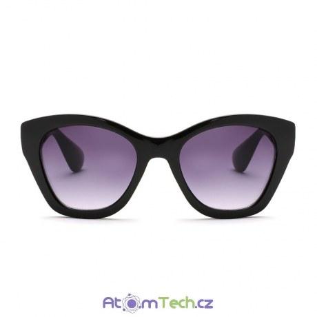 Brýle s širokým rámem