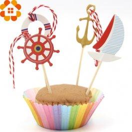 Námořniská zapichovátka do muffinů