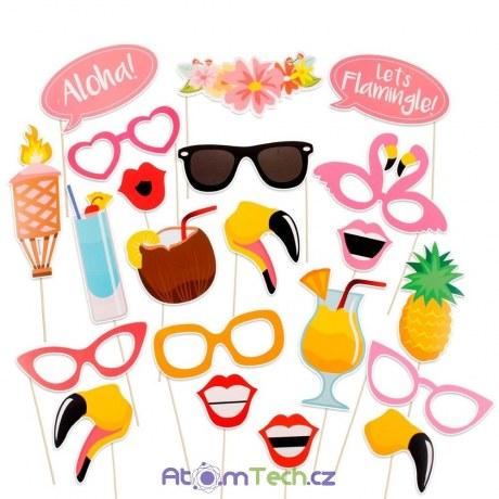 Summer party dekorace
