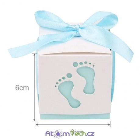 Krabičky k narození miminka