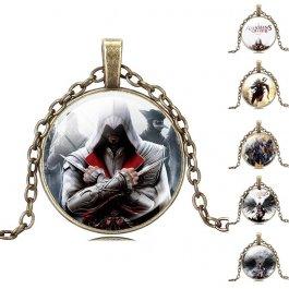 Řetízek Assassin's Creed (12 typů)