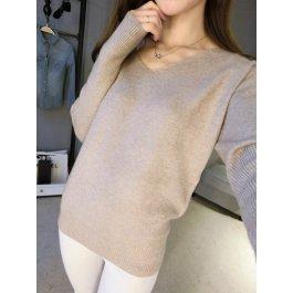Podzimní kašmírový svetr
