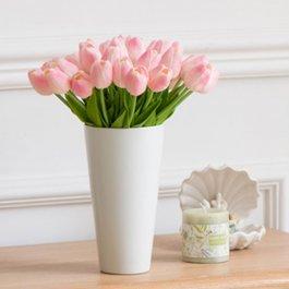 Umělé tulipány 10 ks