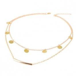 Penízkový náhrdelník