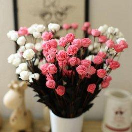 Kytička mini růží