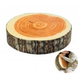 Polštář Dřevo