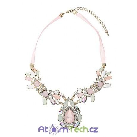 Duhově laděný náhrdelník