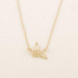 Pták origami