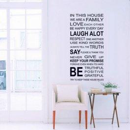 Motivační citát na stěnu
