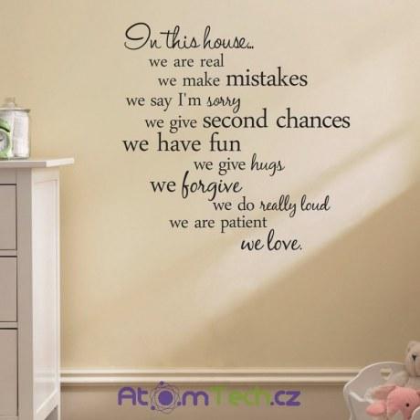 Plakát pro rodinu