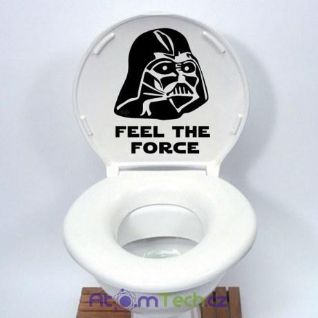 Samolepka na toaletu Star Wars