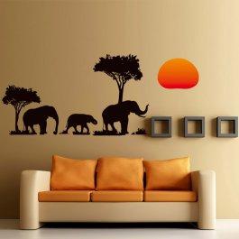 Samolepka Sloni
