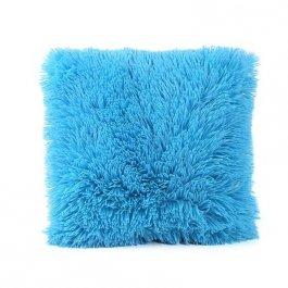 Plyšový povlak na polštář