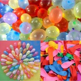 Balónky na vodní bitvu