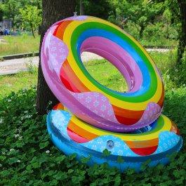 Velký nafukovací kruh
