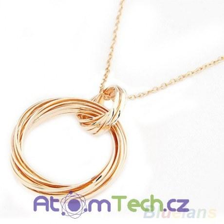 Prstenový náhrdelník