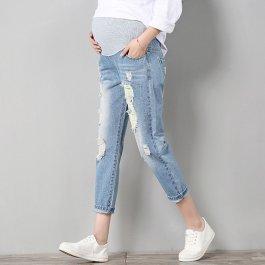 Stylové těhotenské džíny