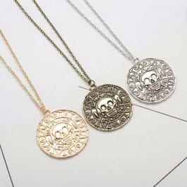 Náhrdelník Aztécká mince