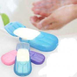 Cestovní mýdlo v krabičce