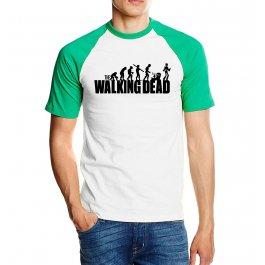 Tričko evoluce The Walking Dead