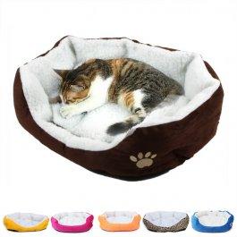 Hebký pelíšek pro psa nebo kočku