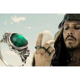 Jackův prsten s krystalem