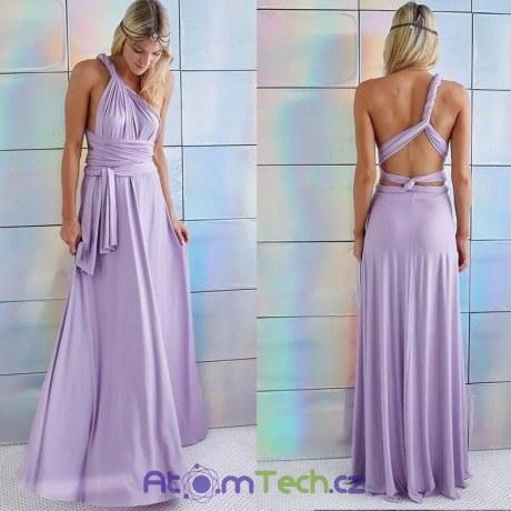 Variabilní šaty pro družičky ed03e05457