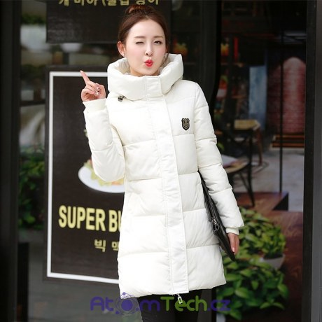 Zimní módní bundokabát (6 barev)