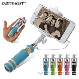 Barevná selfie tyč