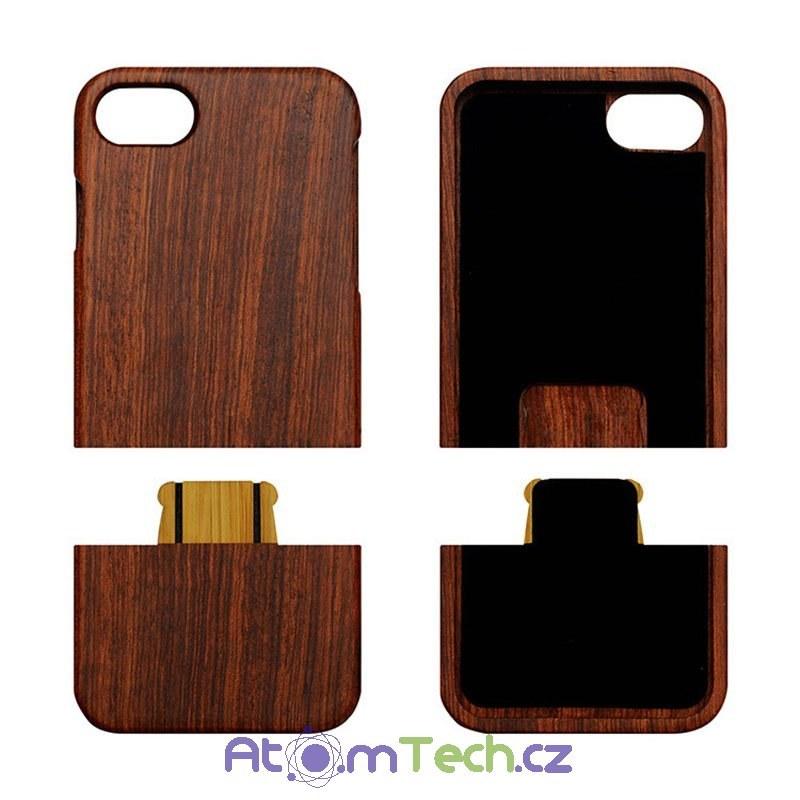 Dřevěný kryt pro iPhone 8122bd819e4