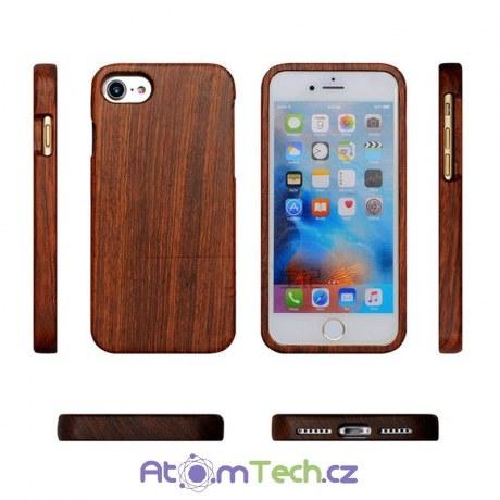 Dřevěný kryt pro iPhone