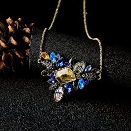 Přírodní kamínkový náhrdelník