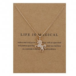 Náhrdelník Life is magical