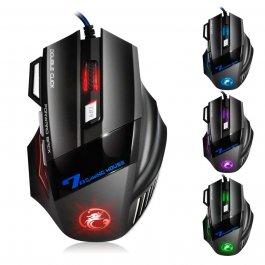Profesionální herní optická LED myš iMICE