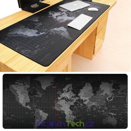 Hrací podložka na stůl WORLD MAP