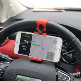 Držák na mobil na volant