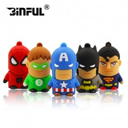 USB flash disk SUPER HEROES