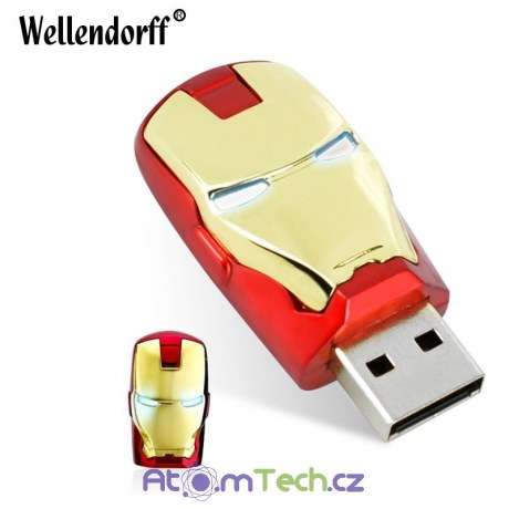 USB flash disk Iron Man
