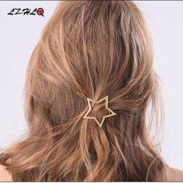 Sponka do vlasů ve tvaru hvězdy