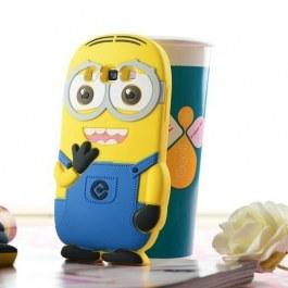 3D kryt pro Samsung Mimoni