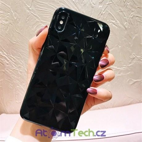 Diamantový průhledný kryt pro iPhone