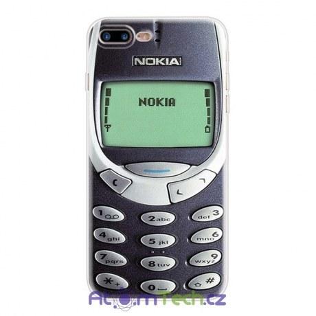 Veselý kryt pro iPhone NOKIA 3310