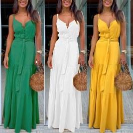 Letní boho šaty
