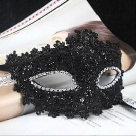 Dámská maska na maškarní