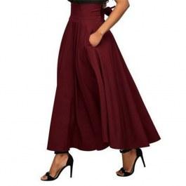 Dlouhá vintage sukně