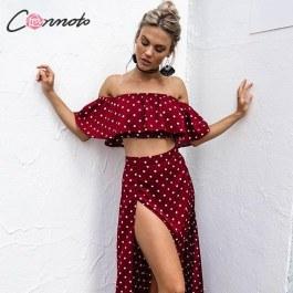 Dvojdílné sexy šaty